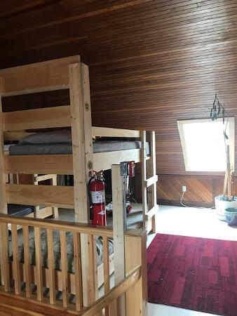 shared bunk loft