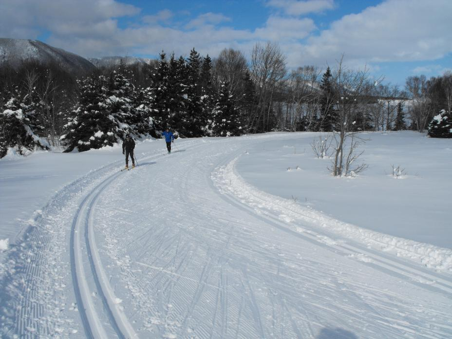 North highlands nordic centre